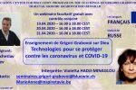 Webinaire gratuit Technologies pour se protéger contre le COVID-19 détecté en Chine et pour le neutraliser