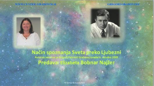 Манера познания мира через любовь. @ Vebinar, doma, для ПК | Любляна | Словения