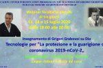 """Tecnologie per """"La protezione e la guarigione dal coronavirus 2019-nCoV-2"""""""