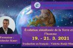 Évolution simultanée de la Terre et de l'homme