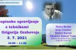 Skupinsko upravljanje s tehnikami dr. Grigorija Grabovoja