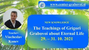 Die Lehren über das ewige Leben @ Webinar, Englisch, übersetzt aus dem Russischen | Ljubljana | Slowenien